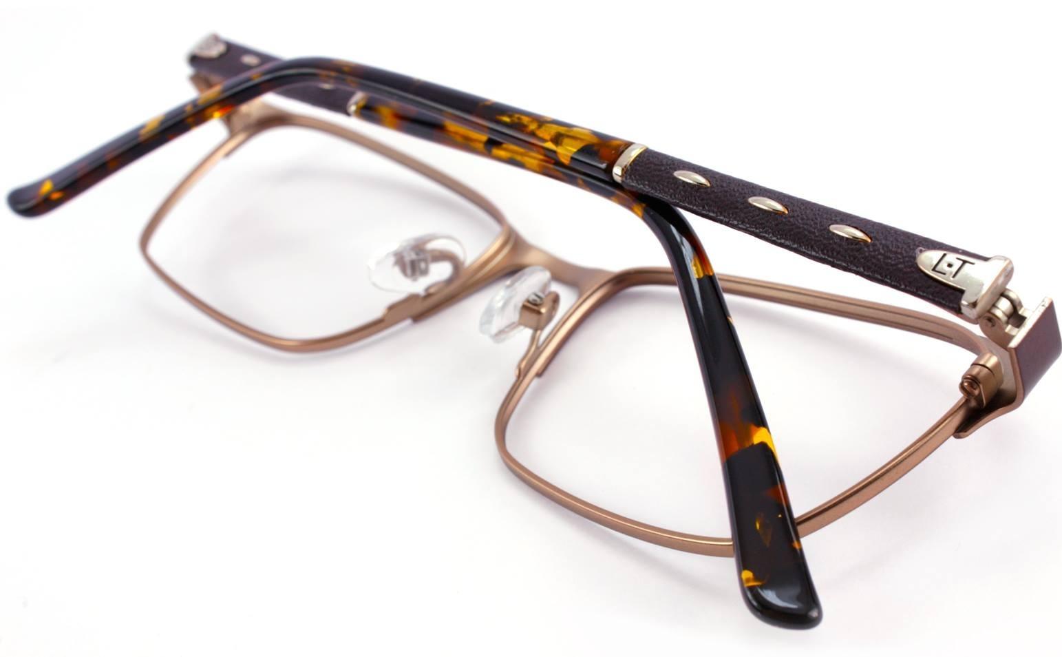 Široký výběr brýlových obrub